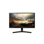 "LG 27MP59G-P 27"" Full HD IPS Matt Black,Red computer monitor"