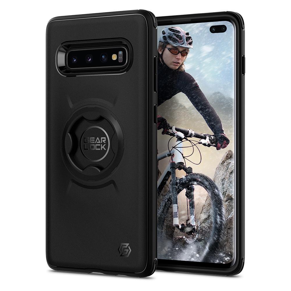"""Spigen 606CS26040 mobiele telefoon behuizingen 16,3 cm (6.4"""") Hoes Zwart"""