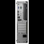 LENOVO M720s SFF, Core i5-9400 2.9/4.1Ghz, 8GB, 512GB SSD, DVDRW, Win 10 Pro 64, 3 Yr