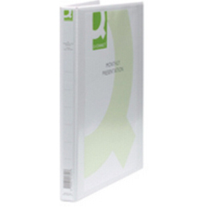 Q-CONNECT KF01334Q ring binder A4 White