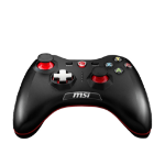 MSI Force GC30 Gamepad Android,PC Analogue / Digital USB 2.0 Black