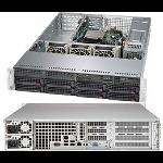 Supermicro SuperServer 5028R-WR Intel C612 LGA 2011 (Socket R) 2U Silver