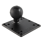 RAM Mounts 100x100mm VESA Plate with Ball