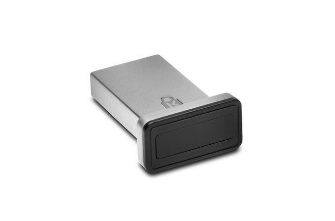 Kensington K64704EU lector de huella digital USB 2.0 Plata