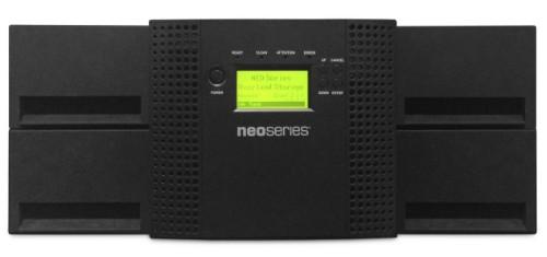 Tandberg Data NEOs T48 tape auto loader/library 288000 GB 4U Black