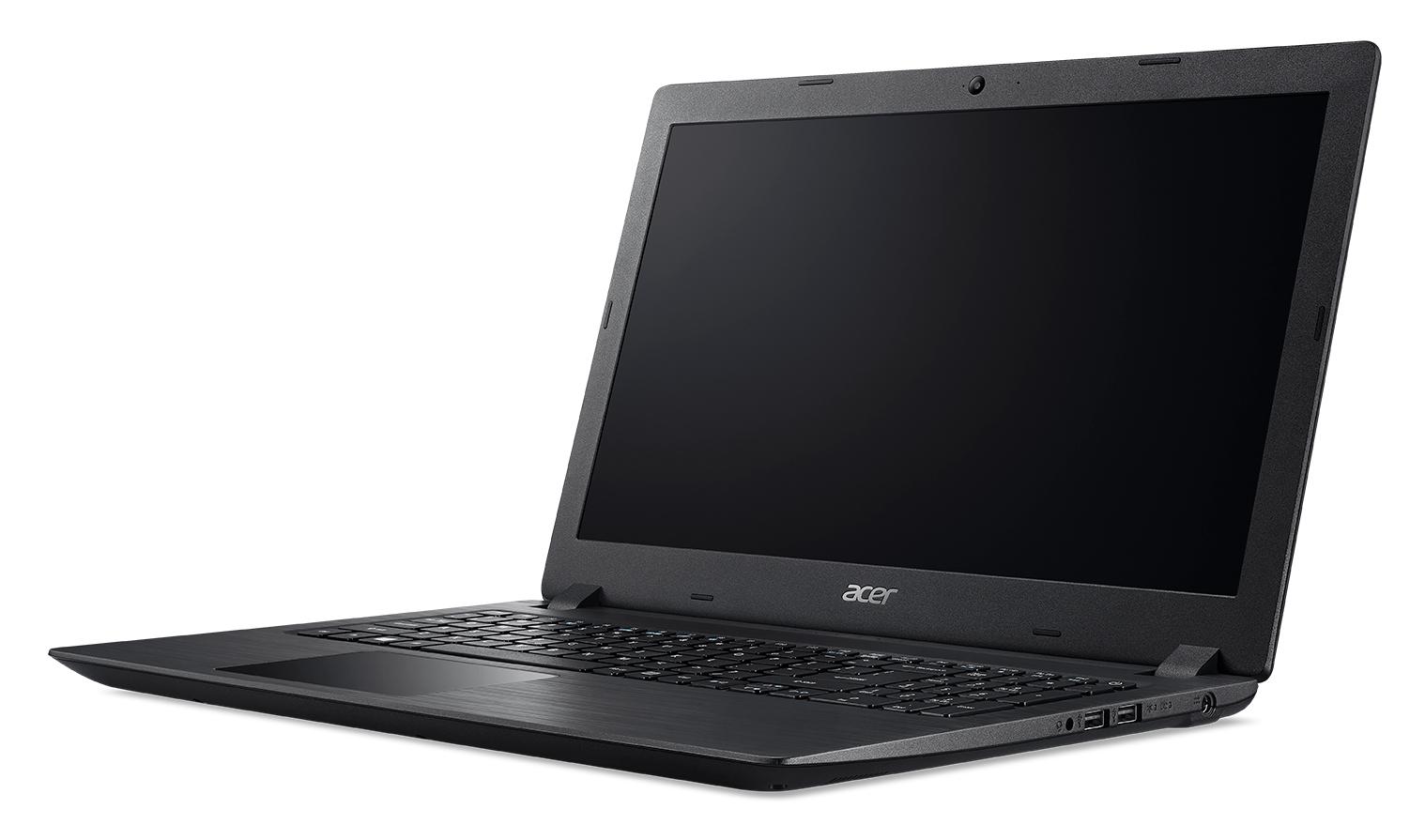 "Acer Aspire A315-51-50ML 2.5GHz i5-7200U 15.6"" 1366 x 768pixels Black Notebook"