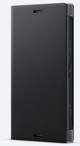 "Sony SCSG60 4.6"" Flip case Black"