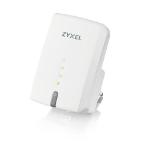 Zyxel WRE6602-EU0101F PowerLine-netwerkadapter 867 Mbit/s Ethernet LAN Wi-Fi Wit 1 stuk(s)