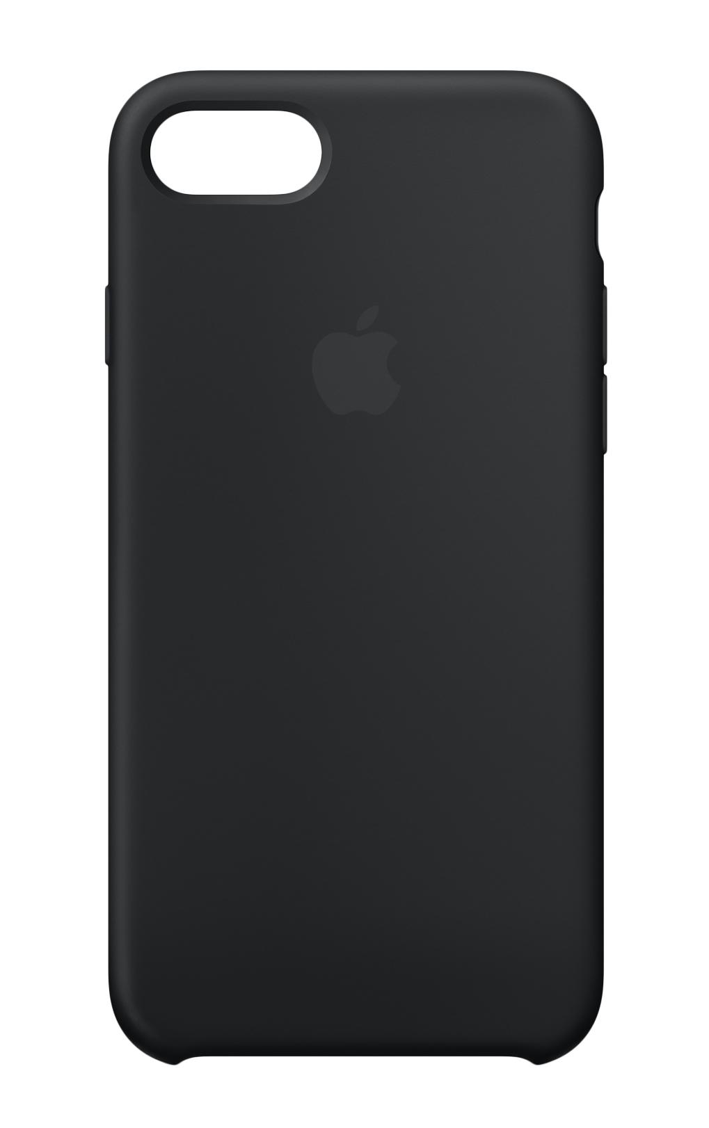 "Apple MQGK2ZM/A funda para teléfono móvil 11,9 cm (4.7"") Funda blanda Negro"