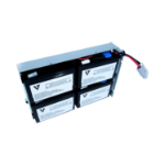 V7 RBC23 UPS Replacement Battery for APC RBC23 Sealed Lead Acid (VRLA) 12 V 7.2 Ah