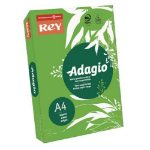 ADAGIO Rey Adagio A4 Paper 80gsm Deep Green RM500