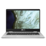 """ASUS Chromebook C423NA-EB0197 notebook LPDDR4-SDRAM 35.6 cm (14"""") 1920 x 1080 pixels Intel® Celeron® N 8 GB 32 GB eMMC Wi-Fi 4 (802.11n) Chrome OS Silver"""