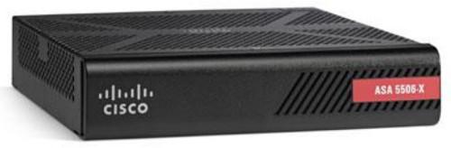 Cisco ASA 5506W-E-X 125Mbit/s hardware firewall