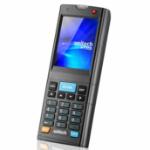 "Unitech SRD650 2.4"" 240 x 320pixels Touchscreen 170g Black handheld mobile computer"