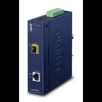 PLANET IGT-805AT network media converter 1000 Mbit/s Blue