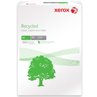 003r91165 Xerox Recycled A4 80gsm White Pk500 (new)