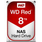Western Digital Red HDD 8000GB Serial ATA III internal hard drive