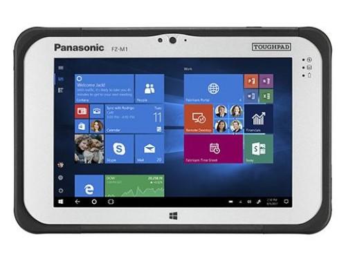 "Panasonic Toughpad FZ-M1 MK3 17.8 cm (7"") 7th gen Intel® Core™ i5 8 GB 256 GB Wi-Fi 5 (802.11ac) Black,Silver Windows 10 Pro"