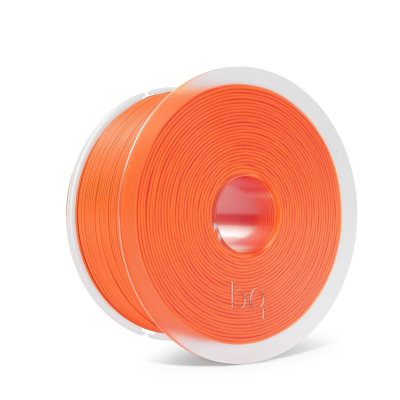 bq F000153 Polylactic acid (PLA) Orange 1000g