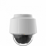 Axis Q6054 Mk III IP security camera Indoor Bulb Black, White 1280 x 720 pixels