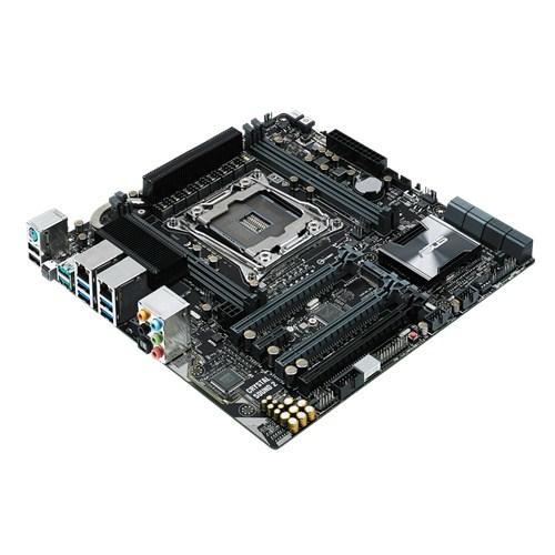 ASUS MB X99-M WS/SE Intel X99 LGA 2011-v3 Micro ATX server/workstation motherboard