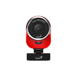 Genius QCam 6000 webcam 2 MP 1920 x 1080 pixels USB Black, Red