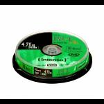 Intenso DVD-R 4.7GB, 16x 4.7GB DVD-R 10pc(s)