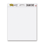 Post-It 566 writing notebook White 20 sheets