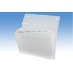 Rexel ICE Expander 6-Pocket Clear