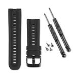 Garmin 010-11814-07 smartwatch accessory Band Black Silicone