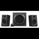 Logitech Z333 40 W Black 2.1 channels