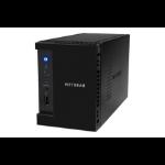 Netgear ReadyNAS 212 Ethernet LAN