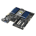 ASUS KNPA-U16(+ASMB9-IKVM) server/workstation motherboard Socket SP3 System on Chip