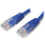 Videk Cat.5e STP 1.5m networking cable Blue Cat5e U/FTP (STP)