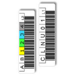 Tandberg Data LTO4 Barcode Labels bar code label