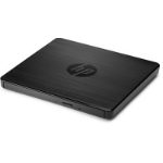 HP F6V97AA optical disc drive Black DVD-RW