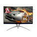 "AOC Gaming AG272FCX6 pantalla para PC 68,6 cm (27"") 1920 x 1080 Pixeles Full HD LED Curva Negro"