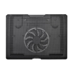 "Thermaltake Massive S14 notebook cooling pad 38.1 cm (15"") 1000 RPM Black"