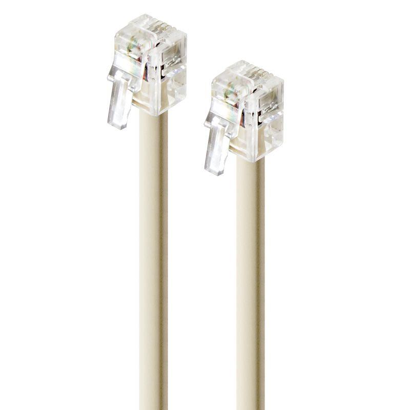 ALOGIC 2m RJ11 Telephone Line Cable