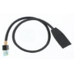 POLY 2457-23716-001 networking cable Black 0.3 m