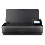 HP OfficeJet 250 Thermal Inkjet A4 4800 x 1200 DPI 10 Seiten pro Minute Wi-Fi