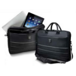 "Port Designs SOCHI 15.6"" Briefcase Black"