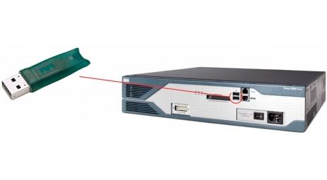 Cisco 4GB USB