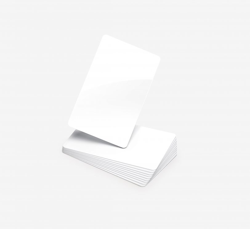 Paxton Net2 ISO cards no magstripe or sig panel pk of 10 Contactless proximity smart card Passive