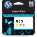 HP 3YL79AE (912) Ink cartridge yellow, 315 pages, 3ml