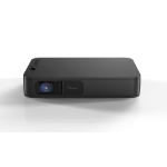 Optoma LH160 Portable projector 1500ANSI lumens DLP 1080p (1920x1080) 3D Black data projector