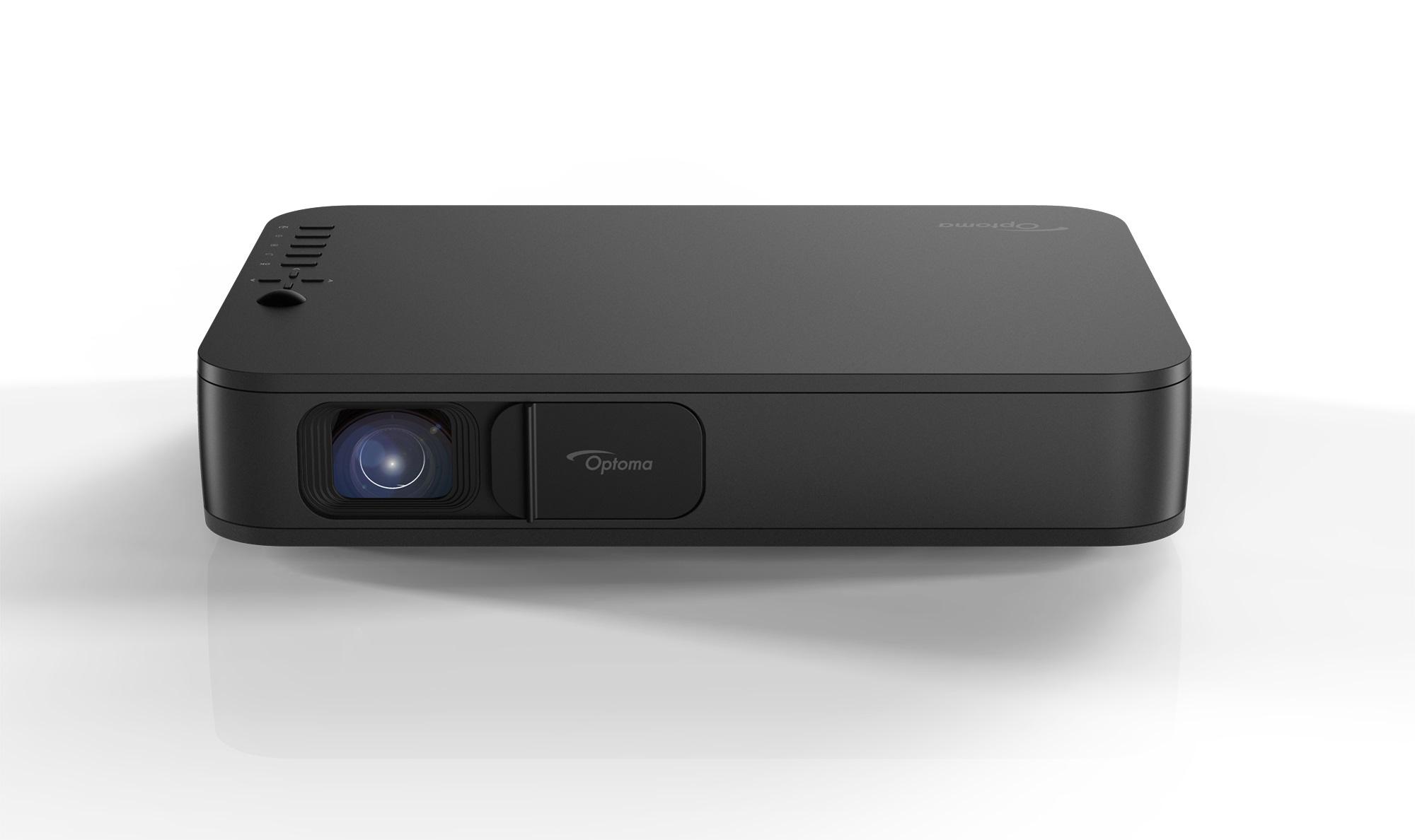 Optoma LH160 videoproyector 1500 lúmenes ANSI DLP 1080p (1920x1080) 3D Proyector portátil Negro