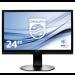 Philips P Line Monitor LCD con tecnología SoftBlue 241P6EPJEB/00