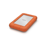 LaCie Rugged 2000 GB Orange