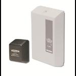 Valcom Single Door Answering Device Grey, White